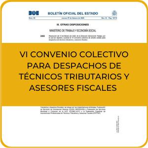 COMISIÓN PARITARIA DEL VI CONVENIO COLECTIVO PARA DESPACHOS DE TÉCNICOS TRIBUTARIOS Y ASESORES FISCALES (5)